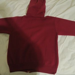 Russell Athletic Shirts - VTG 90s Russell Athletic Florida State Zip Hoodie